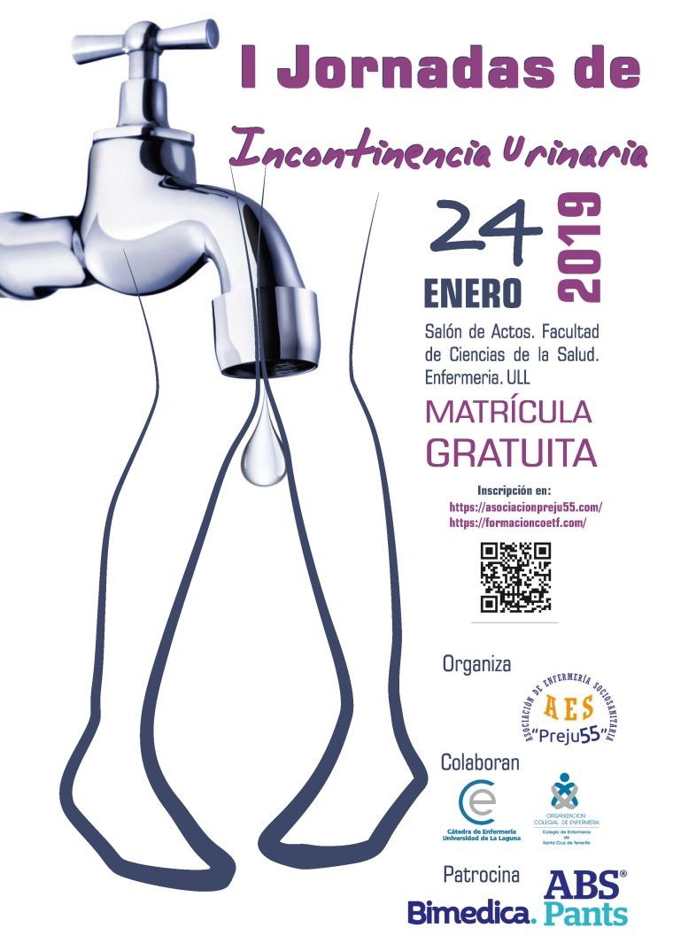 jornadas incontinencia urinaria